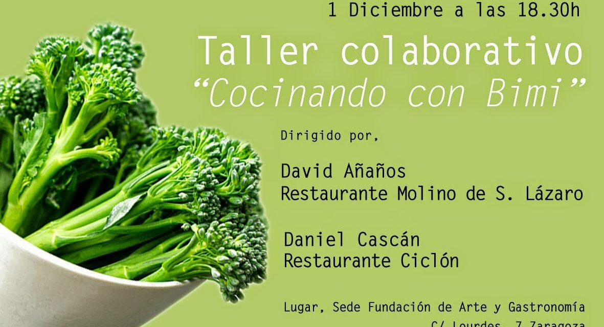 Taller de cocina (lunes, 1)