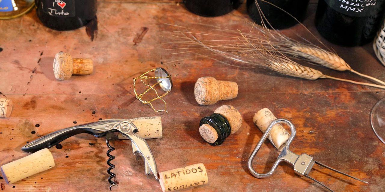 Cena maridada en Buen Gusto con los vinos de garaje de Valdejalón (jueves, 27)
