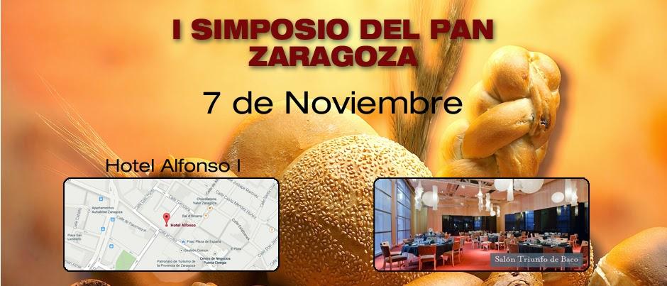 I Simposio nacional del pan (viernes, 7)