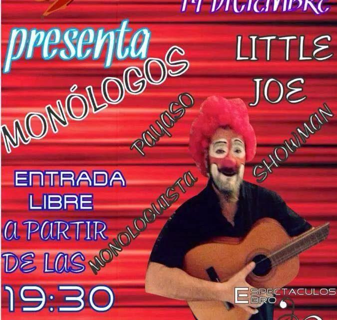 Actuación de Little Joe en Cheers (domingo, 14)