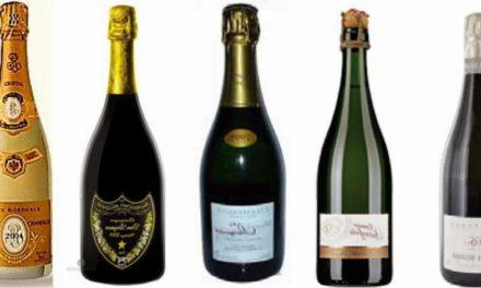 Cena cata maridaje Los mejores champagnes del mundo 4.0 en Los Cabezudos (jueves, 18)