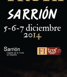 Feria de la trufa (del 5 al 7 de diciembre)