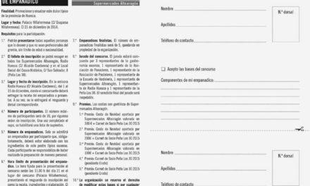 I Concurso de Empanadicos (domingo, 21)