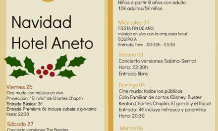 Navidad en Benasque (del 26 de diciembre al 6 de enero)