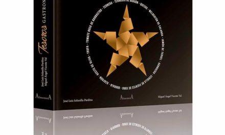 Presentación del libro 'Tesoros gastronómicos de Aragón' (lunes, 15)