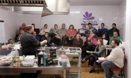 Curso de Cocina de cuchara en la Escuela Azafrán (martes a jueves, del 13 al 15 de enero)