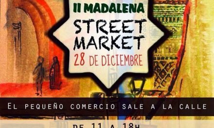 Madalena Street Market (domingo, 28)