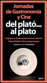 Cine y gastronomía (del 12 al 14)