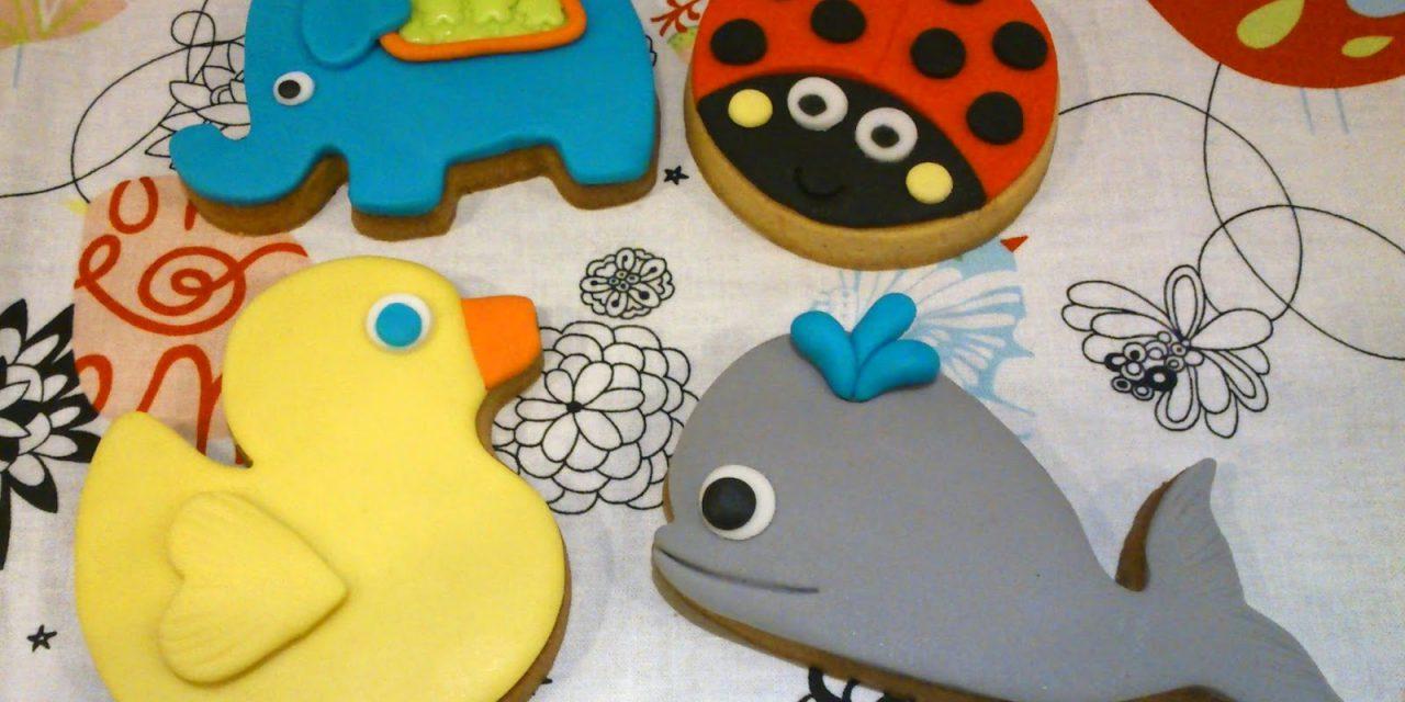 Diseña galletas en familia (viernes, 12)