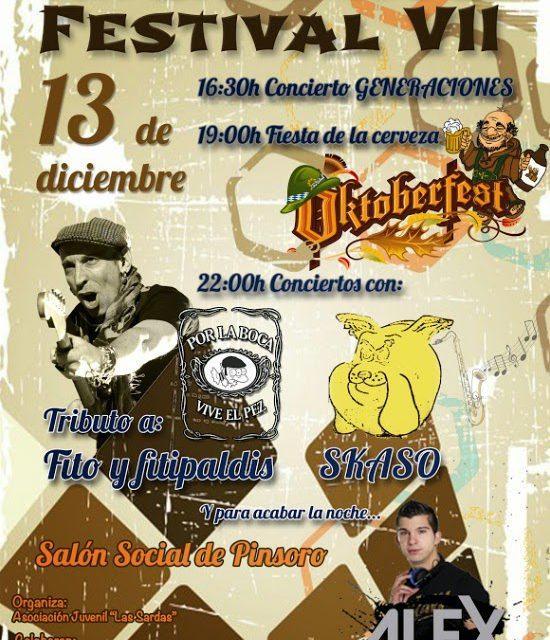 Engaxaus festival (sábado, 13)