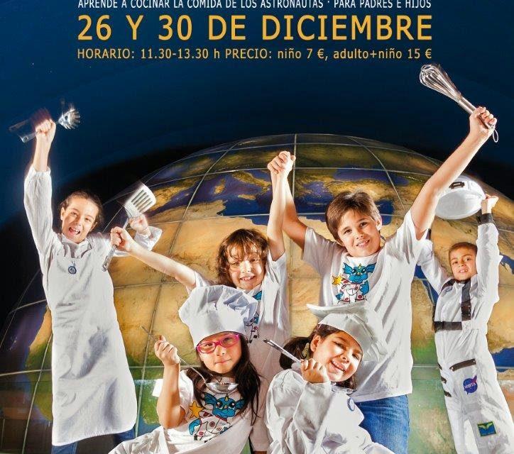 Taller G-astronautas (días 26 y 30)