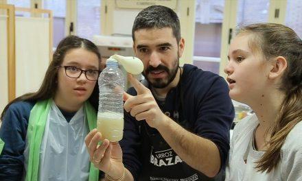 Taller de cocina y ciencia infantil 'San Valero ventolero y rosconero' (jueves y viernes, 29 y 30 de enero)