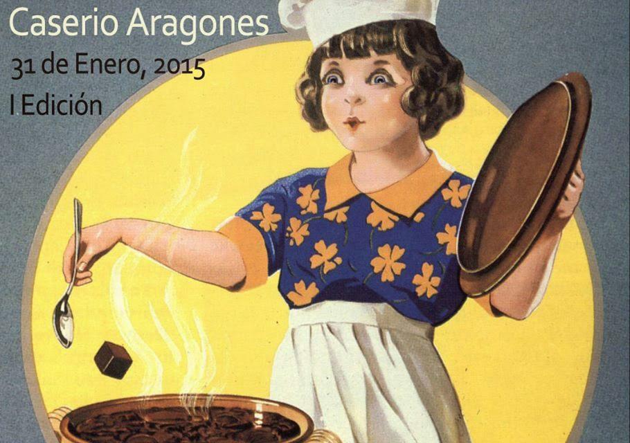 Cena tradicional del caserío aragonés (sábado, 31)