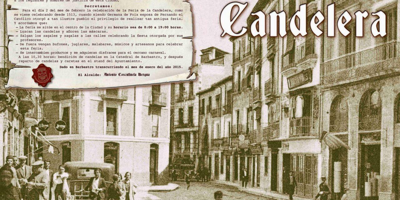 Feria de la Candelera (lunes, 2)