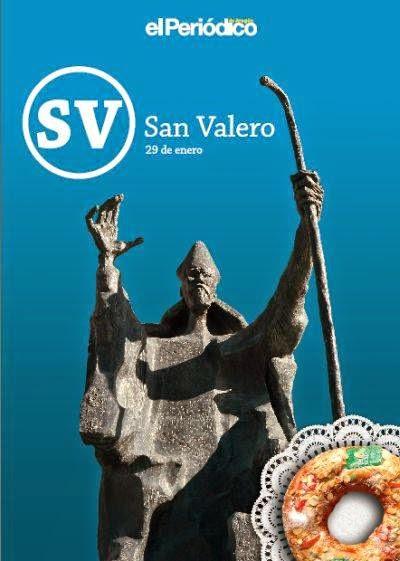 Degustación de roscón de san Valero (jueves, 29)