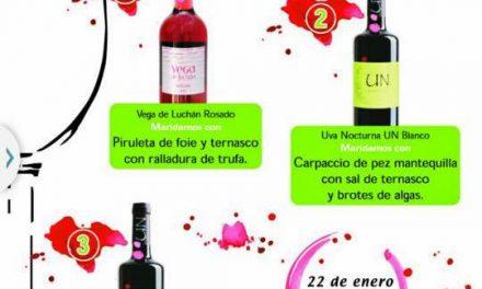 Cata de vino en La Ternasca (jueves, 22)