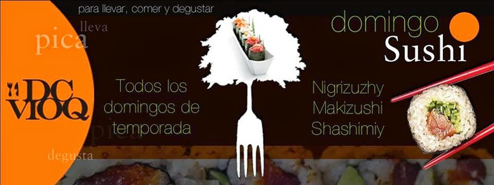Sushi dominical (domingos hasta primavera)