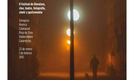 Aragón negro gastronómico (del 22 de enero al 1 de febrero)