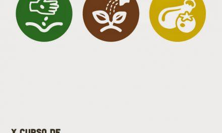 Curso de horticultura ecológica y conservación del medio ambiente (desde el 5 de febrero)