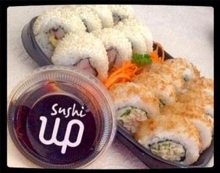Degustación de cava y sushi (jueves, 22)