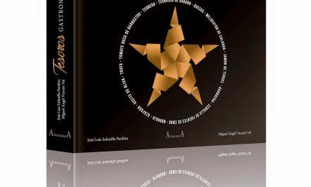 Presentación del libro 'Tesoros gastronómicos de Aragón' (miércoles, 7)