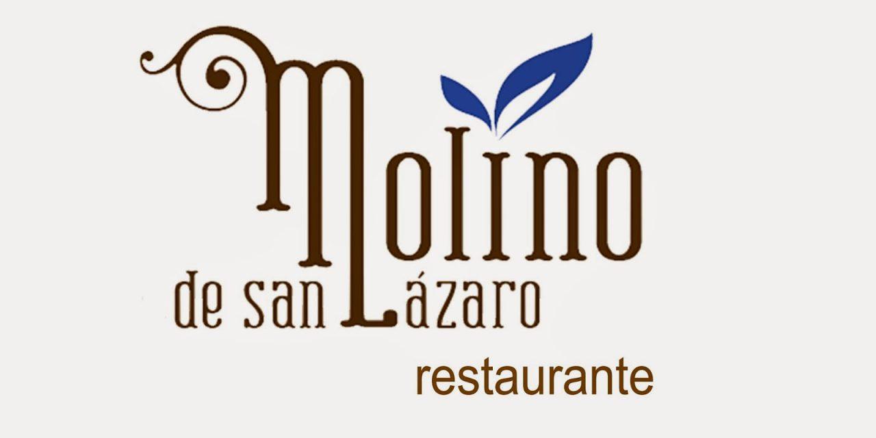 Menús semanales en el Molino de san Lázaro, desde 15 euros (febrero)