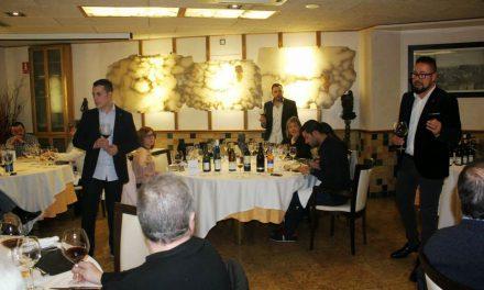 Cena cata maridaje Pago de Cirsus en Los Cabezudos (jueves, 26)