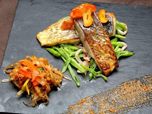 Menú del Certamen en El Candelas (del 25 de febrero al 25 de marzo)