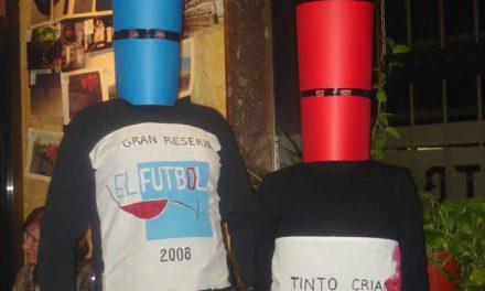 Cata grandes garnachas de Aragón en el bar El Fútbol (sábado, 14)