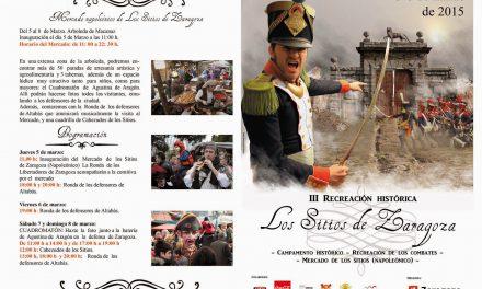 Mercado napoleónico (del 5 al 8 de marzo)