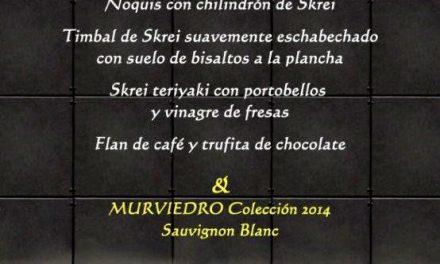 Jornadas gastronómicas del skrei en María Morena (febrero y marzo)