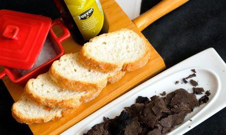 Menú de trufa en La Olivada (febrero)