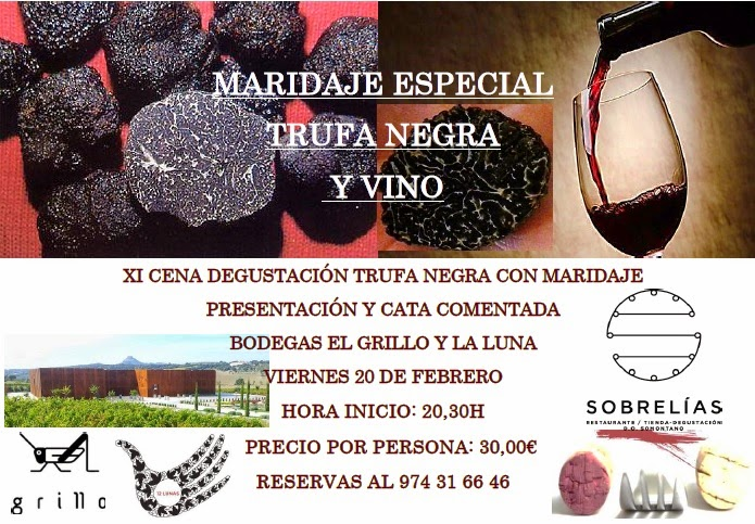 Cena maridada (viernes, 20)