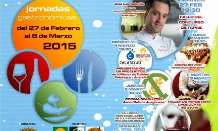 Jornadas Saborea Calatayud (del 27 de febrero al 8 de marzo)