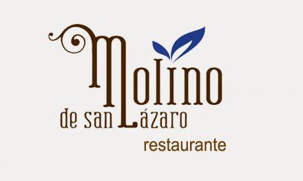 Menús semanales en el Molino de san Lázaro, desde 15 euros (marzo/abril)