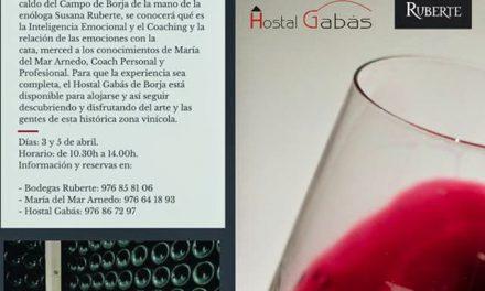 BORJA. Cata de vino (viernes y domingo, 3 y 5)