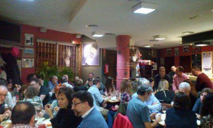 Cata oficial de la DOP Somontano en el bar El Fútbol (sábado, 28)