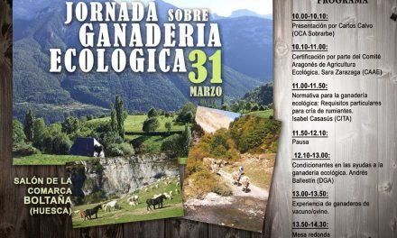 Jornada sobre ganadería ecológica (martes, 31)