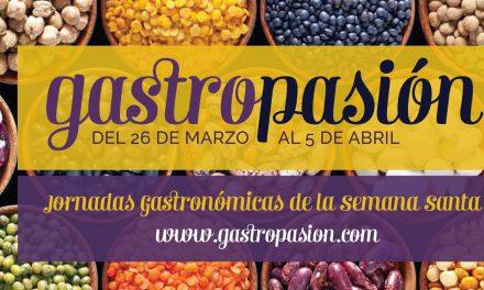 Jornadas Gastropasión en Zaragoza (del 26 de marzo al 5 de abril)