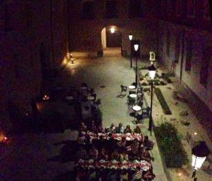 Cenas en palacio: Semana Santa insólita (sábados, 21 y 28)