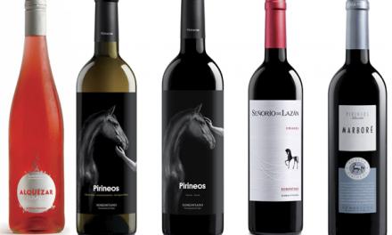 Presentación de los nuevos vinos Pirineos (lunes, 9)