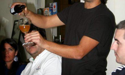 Cata de cervezas artesanas especial anglosajonas y negras (jueves, 19)