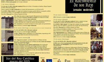 Tapas medievales (del 6 al 15)