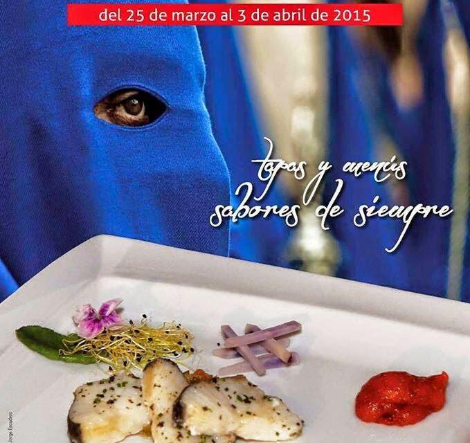 Jornadas de cocina tradicional En tiempo de Cuaresma (del 25 al 3 de marzo)