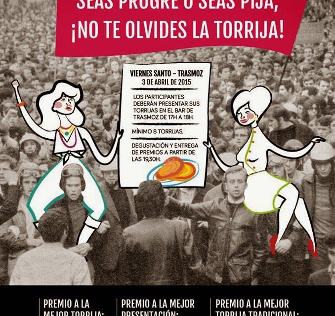 TRASMOZ. IV Concurso Internacional de Torrijas (viernes, 3 de abril)