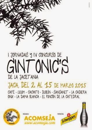 II Jornadas de Trufa y gin-tonic (del 2 al 15)