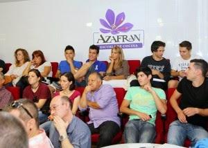Curso de cocina saludable en la Escuela Azafrán (martes a jueves, del 14 al 16 de abril)