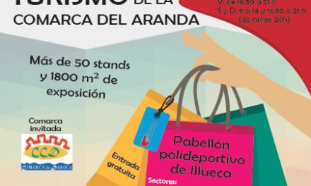 ILLUECA. V Feria de Comercio, Servicios y Turismo (del 10 al 12)