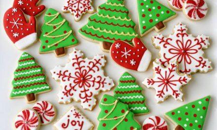 Curso de decoración de galletas  para jóvenes (sábado, 18)