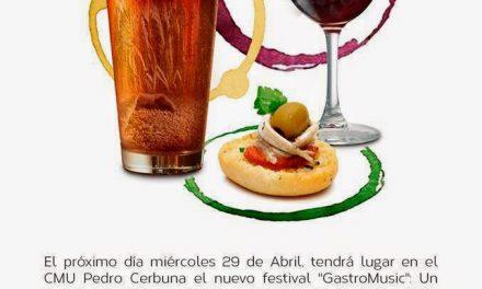 Festival Gastro Music (miércoles, 29)